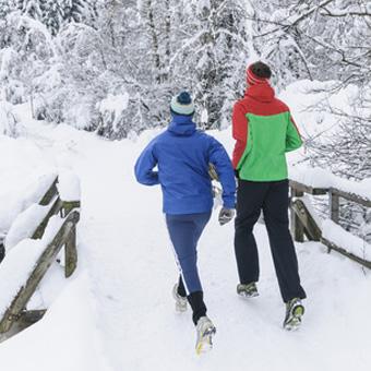 Bieganie zimą - przydatne zasady