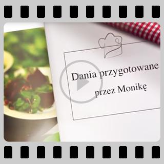 Monika Mrozowska w Kuchennych Zmaganiach Fit&Easy