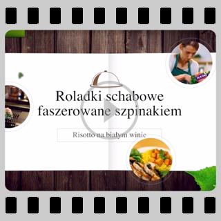 Krzysztof i Justyna w Kuchennych Zmaganiach Fit&Easy