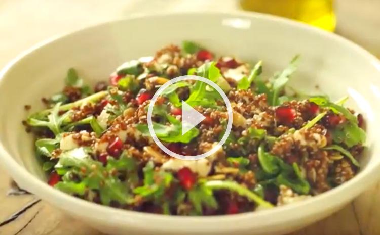 salatka-z-kaszy-quinoa-z-rukola