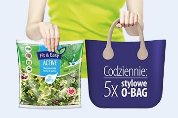 Jedz zdrowo z Fit&Easy i wygraj modną torebkę! Konkurs Fit&Easy 29.04-31.05.2016