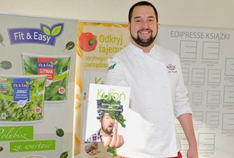 Warsztaty kulinarne z okazji premiery książki Jana Kuronia